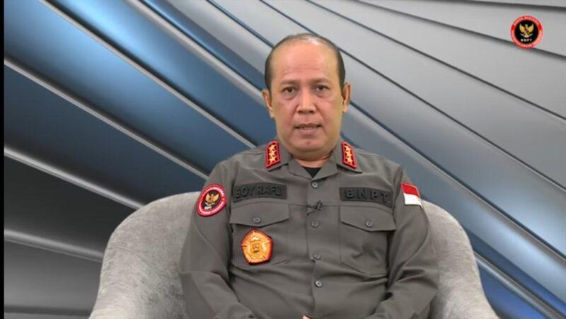 Mahasiswa Baru Unipma Dibekali Materi Bahaya Terorisme dari BNPT