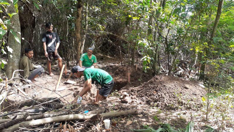 BPCB Jatim Lakukan Ekskavasi di Demangan Madiun