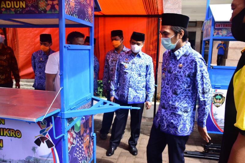 Kaji Mbing-Hari Wuryanto 3 Tahun Pimpin Kabupaten Madiun: Azas Pemerataan, Membangun dari Pinggiran
