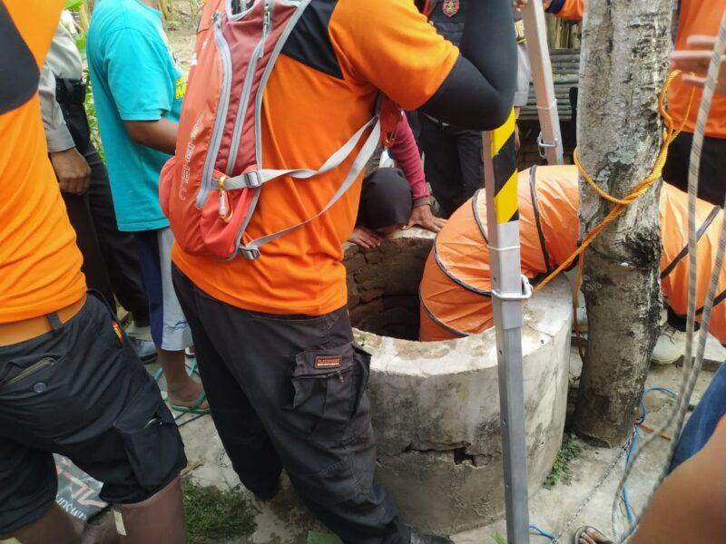 Tercebur Sumur, Perempuan ODGJ di Ponorogo Berhasil Diselamatkan