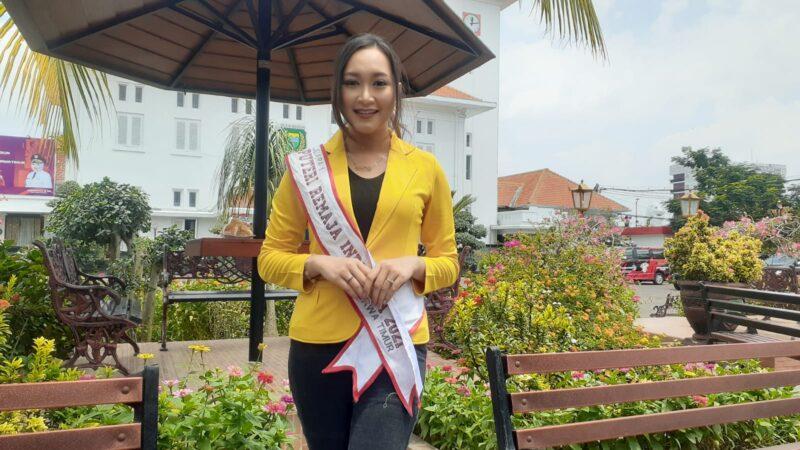 Keren! Gadis Cantik dari Madiun Wakili Jatim di Ajang Putri Remaja Indonesia 2021